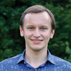 Portraitfoto von Patrick Svensson-Jajko