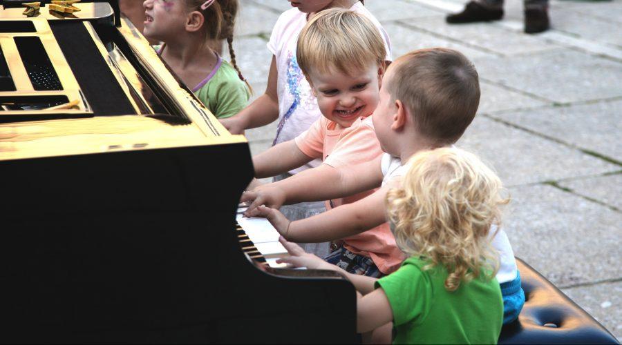 Open Piano in Wien, MQ