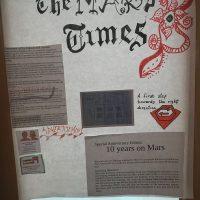 """""""Mission to Mars"""" beim Forum Alpbach"""