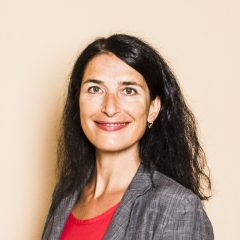Portraitfoto von Hanne Rohrauer
