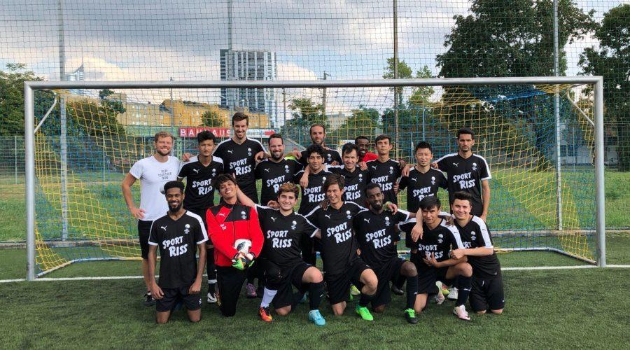 Fußball Team von Fellow Ingo