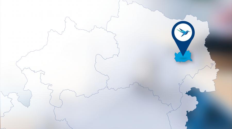Landkarte Schulen in Wien