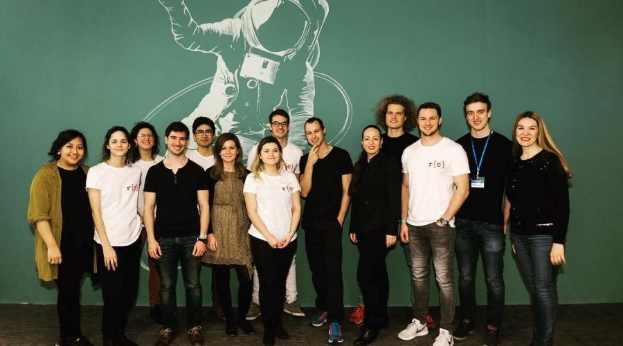 New Austrian Coding School Teamfoto
