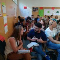 Seminar von TFA Fellows beim Forum Alpbach
